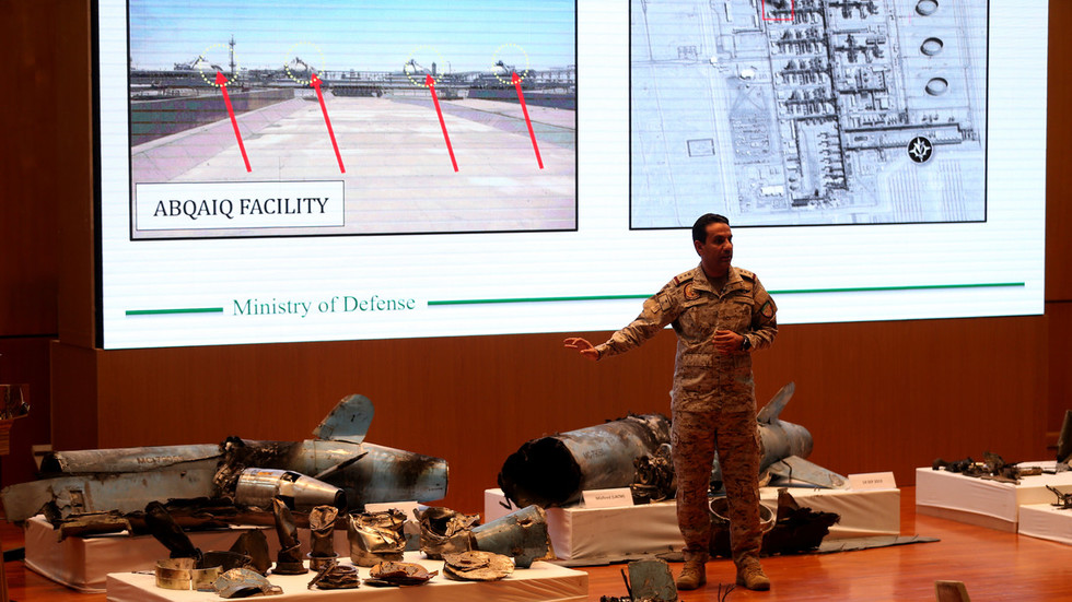 Saudi Led Arab Coalition Intercepts Houthi Drone Targeting Abha Airport